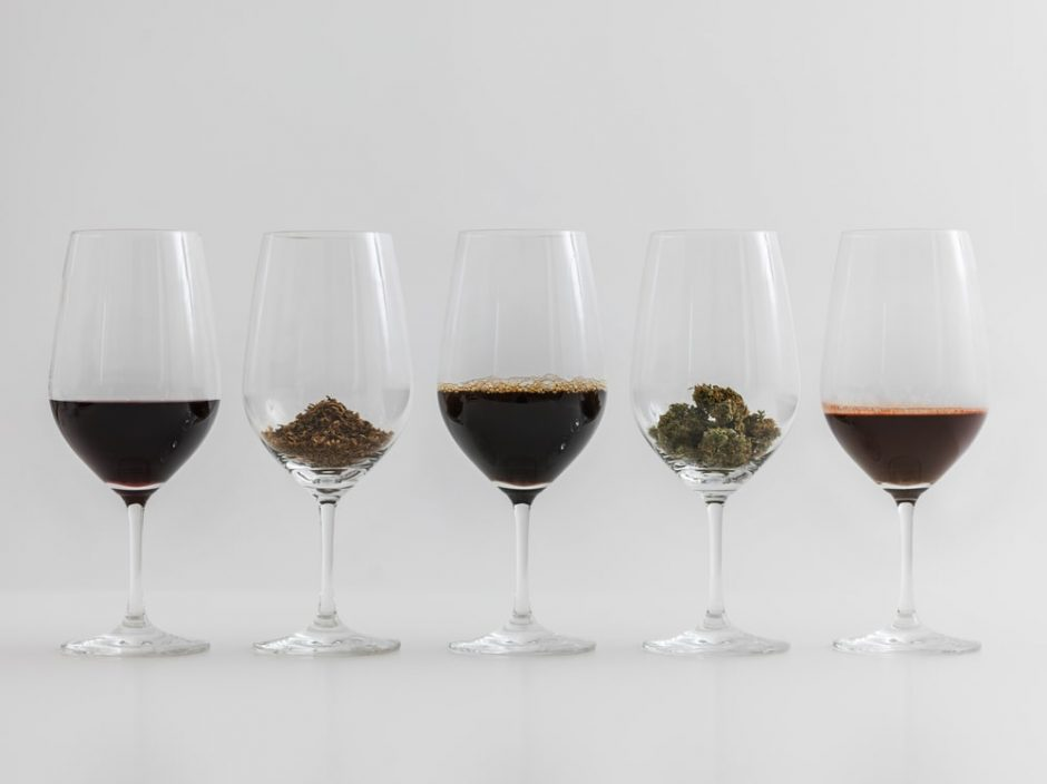 The Cannabis And Wine Guide